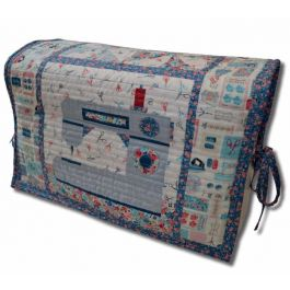 Butterflies Soft Sewing Machine Cover