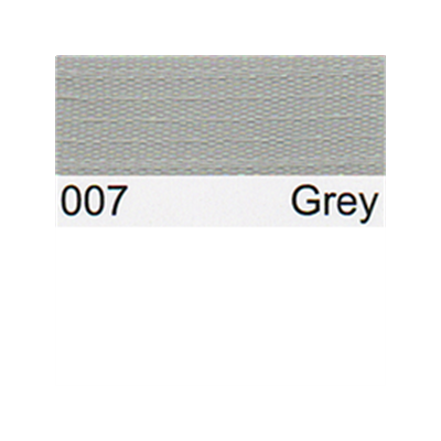 25mm Seam Binding Grey