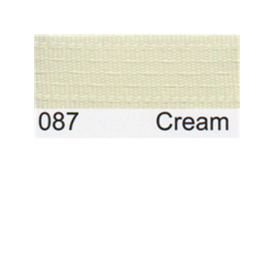 25mm Seam Binding Cream