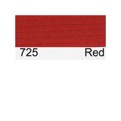 25mm Seam Binding Red