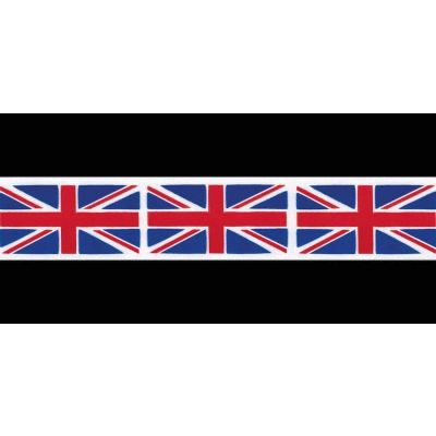 Berisfords - Union Jack Ribbon - 25mm Or 35mm Wide