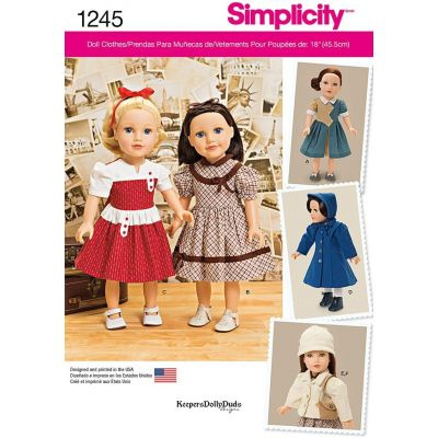 Remnant - Simplicity Pattern - 1245 - OS - End of Line
