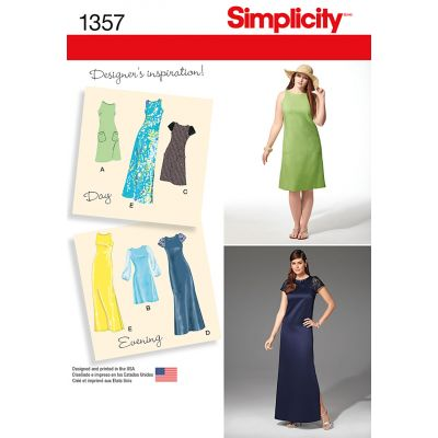 Remnant - Simplicity Pattern - 1357 - AA - End of Line