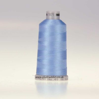 Madeira Polyneon 1000m 1871 Blue Frost