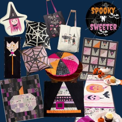 Free Downloads - Spooky And Sweeter Projects - 9 Free Projects!