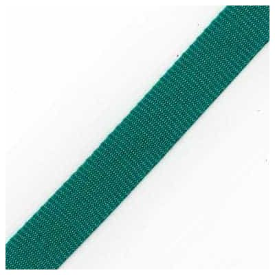 Polypropylene Webbing Emerald Green 25mm