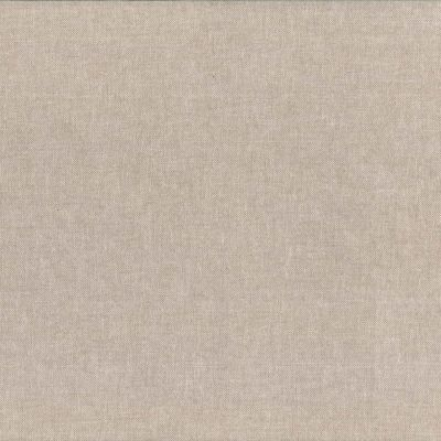 Upholstery / Curtain Fabric - Woven Plain - Natural - 280cm Wide