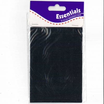 Iron On Trouser Patches Dark Blue Denim - Pack of 2