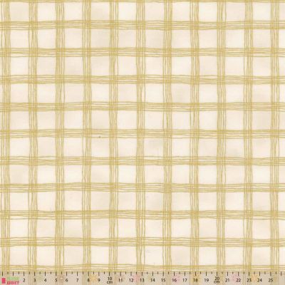 Robert Kaufman - Sparkle - Plaid Ivory