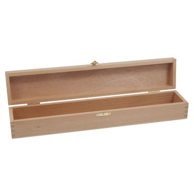Milward Beech Knitting Needle Storage Box