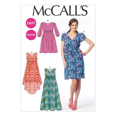 Remnant - Mccalls Pattern - M6921 - size ZZ- (Lrg - Xlg - Xxl) -  End of Line