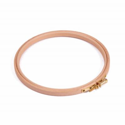 """Elbesee 6"""" (15cm) Wooden Embroidery Hoop For Cross Stitch & Embroidery"""