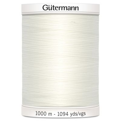Gutermann 1000m Sew-All Polyester Sewing Thread - Colour 111