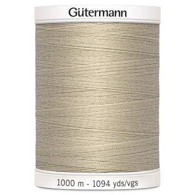 Gutermann 1000m Sew-All Polyester Sewing Thread - Colour 722
