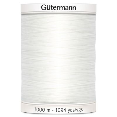 Gutermann 1000m Sew-All Polyester Sewing Thread - 13 Shades
