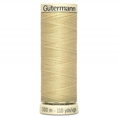 Gutermann 100m Sew-All Polyester Sewing Thread - Colour 249