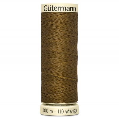 Gutermann 100m Sew-All Polyester Sewing Thread - Colour 288
