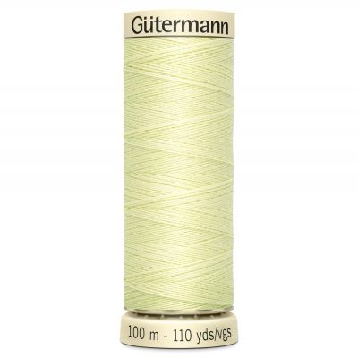 Gutermann 100m Sew-All Polyester Sewing Thread - Colour 292