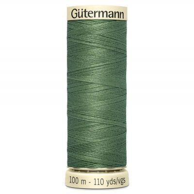 Gutermann 100m Sew-All Polyester Sewing Thread - Colour 296