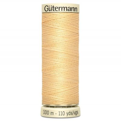 Gutermann 100m Sew-All Polyester Sewing Thread - Colour 3
