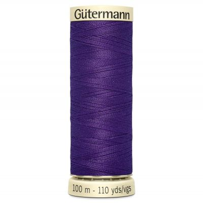 Gutermann 100m Sew-All Polyester Sewing Thread - Colour 373