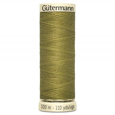 Gutermann 100m Sew-All Polyester Sewing Thread - Colour 397
