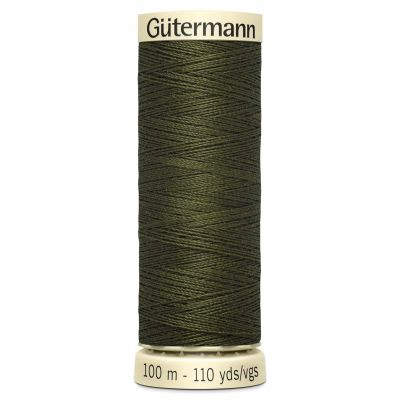 Gutermann 100m Sew-All Polyester Sewing Thread - Colour 399