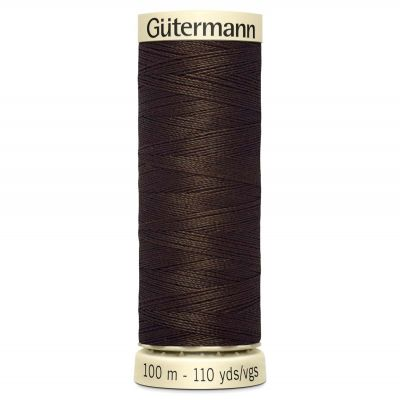 Gutermann 100m Sew-All Polyester Sewing Thread - Colour 406