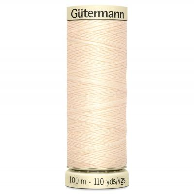 Gutermann 100m Sew-All Polyester Sewing Thread - Colour 414