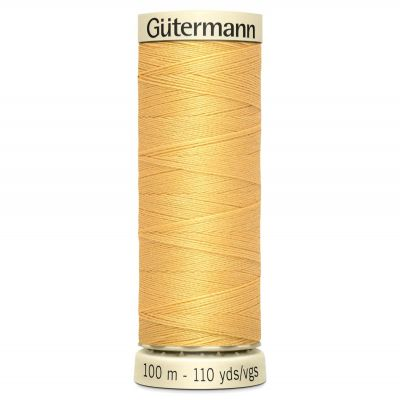 Gutermann 100m Sew-All Polyester Sewing Thread - Colour 415