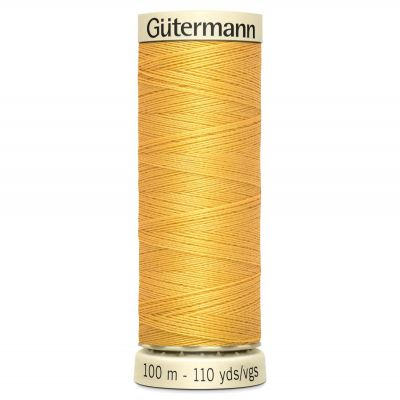 Gutermann 100m Sew-All Polyester Sewing Thread - Colour 416