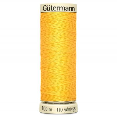 Gutermann 100m Sew-All Polyester Sewing Thread - Colour 417