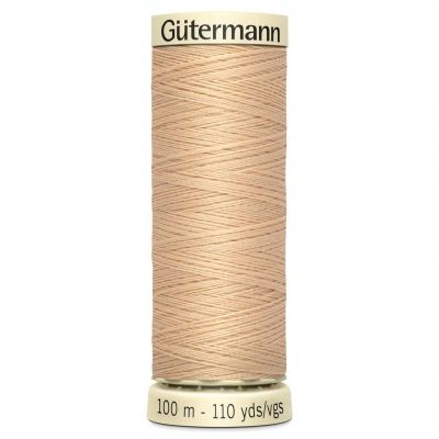 Gutermann 100m Sew-All Polyester Sewing Thread - Colour 421