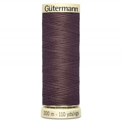 Gutermann 100m Sew-All Polyester Sewing Thread - Colour 423