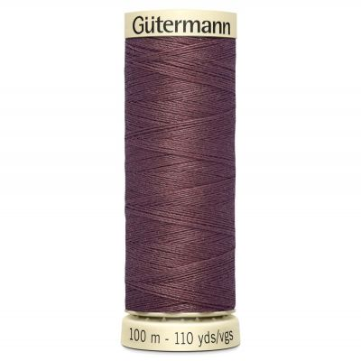 Gutermann 100m Sew-All Polyester Sewing Thread - Colour 429
