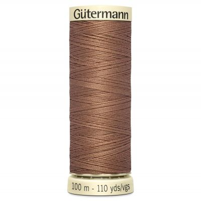 Gutermann 100m Sew-All Polyester Sewing Thread - Colour 444