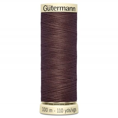 Gutermann 100m Sew-All Polyester Sewing Thread - Colour 446