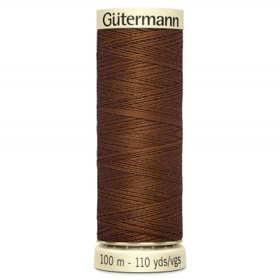 Gutermann 100m Sew-All Polyester Sewing Thread - Colour 450