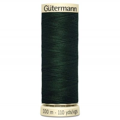 Gutermann 100m Sew-All Polyester Sewing Thread - Colour 472