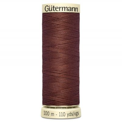 Gutermann 100m Sew-All Polyester Sewing Thread - Colour 478