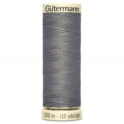 Gutermann 100m Sew-All Polyester Sewing Thread - Colour 496