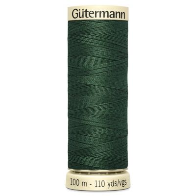 Gutermann 100m Sew-All Polyester Sewing Thread - Colour 555
