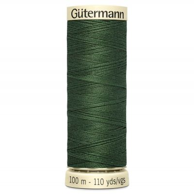 Gutermann 100m Sew-All Polyester Sewing Thread - Colour 561