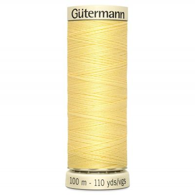 Gutermann 100m Sew-All Polyester Sewing Thread - Colour 578