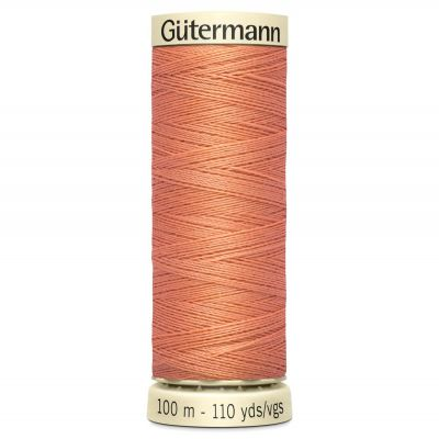 Gutermann 100m Sew-All Polyester Sewing Thread - Colour 587