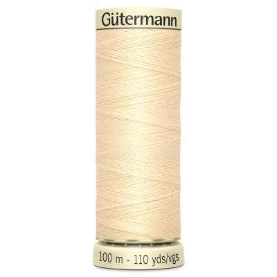Gutermann 100m Sew-All Polyester Sewing Thread - Colour 610