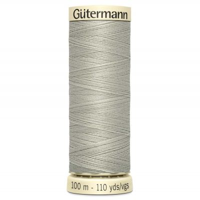 Gutermann 100m Sew-All Polyester Sewing Thread - Colour 633