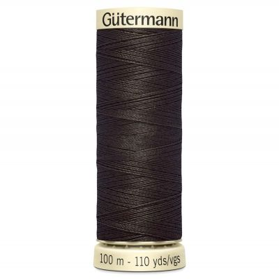 Gutermann 100m Sew-All Polyester Sewing Thread - Colour 671