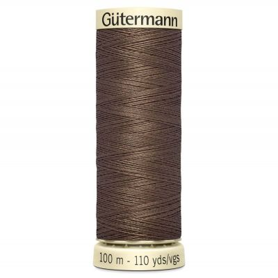 Gutermann 100m Sew-All Polyester Sewing Thread - Colour 672
