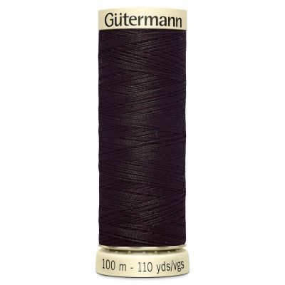 Gutermann 100m Sew-All Polyester Sewing Thread - Colour 682